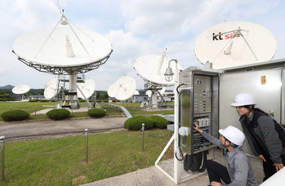 KT to Bring Next Tech Revolution to Space and North Korea