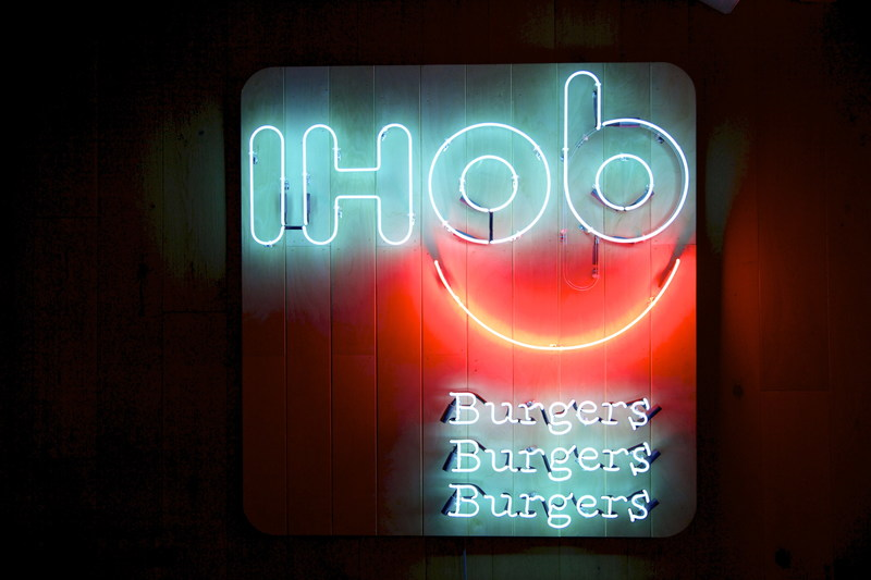 IHOb re-burgered from the inside out. (Photo Credit: IHOb Restaurants)