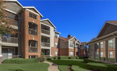 JLL Income Property Trust Acquires Villas at Legacy - Premier Apartments in Suburban Dallas