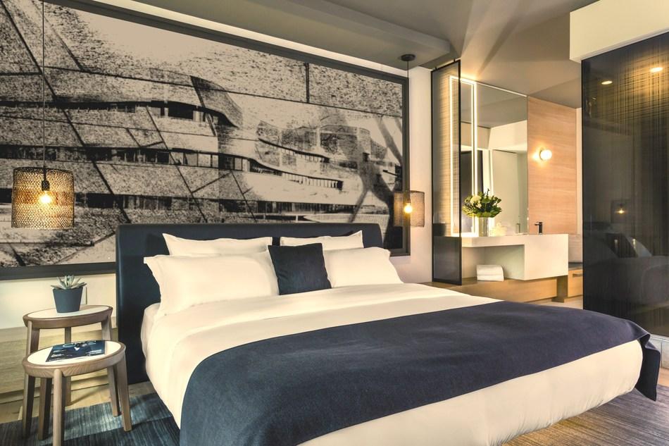 Le Germain Hotel Ottawa (CNW Group/Groupe Germain)