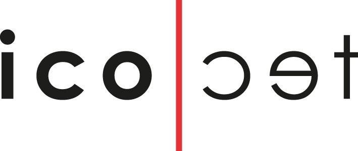 icotec logo (PRNewsfoto/icotec)