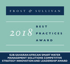 Utility Systems Earns Acclaim from Frost & Sullivan for Developing Affordable Smart Water Management Solutions for the Household Segment