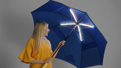 Each Days InnBrella generates more than 4,000 LUX