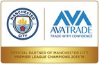 Manchester City Secures Global Partnership With AvaTrade