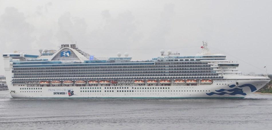 "Princess Cruises Launches ""Summer of Shark"" onboard Caribbean Princess"