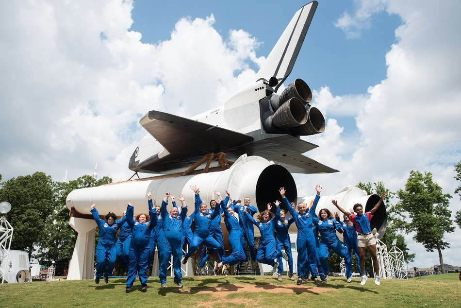 224 educators will be part of the Honeywell Educators at Space Academy program in 2018 at the U.S. Space and Rocket Center in Huntsville, Ala.