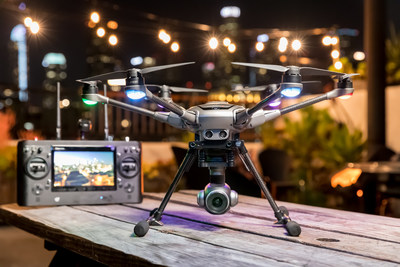 Yuneec International announces its most powerful consumer drone - the Typhoon H Plus with Intel® RealSense™ Technology is now available at Yuneec.com and will be available on July 1 at Best Buy stores nationwide.