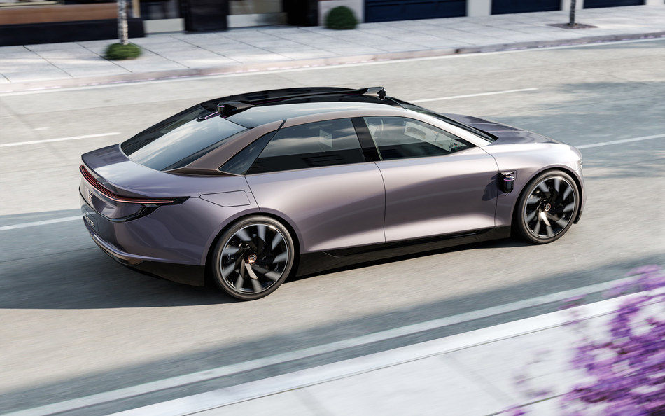 The BYTON K-Byte Concept is made for the age of autonomous driving.