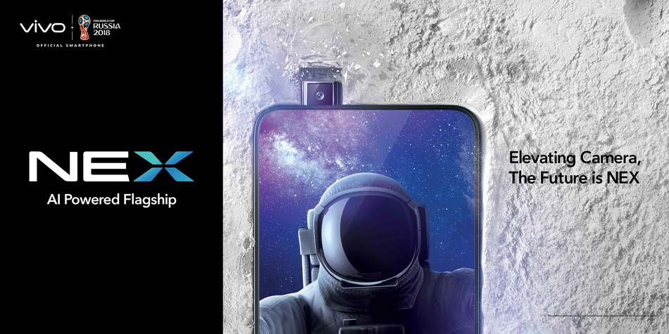 Here's NEX: Vivo's New Flagship Series Sets New Industry Benchmark