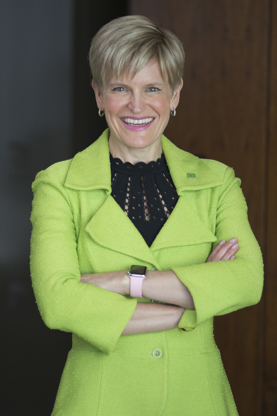 Teri Currie (CNW Group/Canadian Bankers Association)