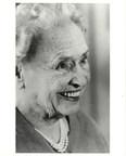 Helen Keller, age 79
