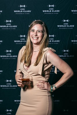 USBG World Class US National Finals Sponsored by Diageo 2018 Winner Laura Newman