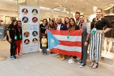 H&M Donates $200,000 To San Jorge Children's Foundation