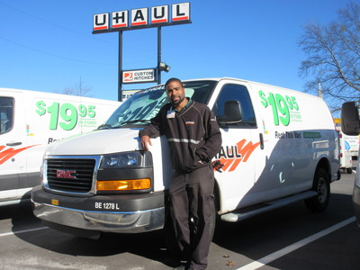 A state-of-the-art moving and self-storage facility is coming together at 900 Roswell St. in Marietta thanks to U-Haul® Company's recent acquisition of a 58,551-square-foot building.