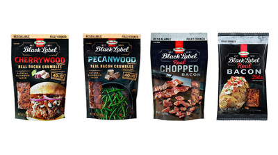 Hormel Foods Launches Four New Bacon Toppings Products