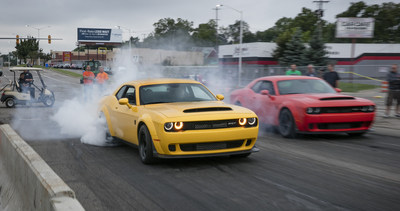 Legal drag racing and thrill rides back at �Roadkill Nights Powered by Dodge,� August 11