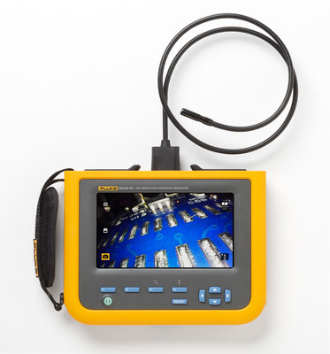 These rugged videoscopes are designed for a variety of industrial applications, such as production (e.g. inspection of bearing surfaces and lubrication; gear helix inspection), aircraft maintenance (e.g. blade inspection; engine hot section contamination), and automotive quality assurance (e.g. testing of casting goods; inspection for cracks, chips, and contamination in HP chambers), and heavy-duty maintenance (e.g. inspection of clogged pipelines; corrosion in rotor and stators).