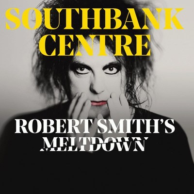Robert Smith's Meltdown Festival at Southbank Centre (Southbank Centre/Meltdown Festival) (PRNewsfoto/Pour Le Monde Records)