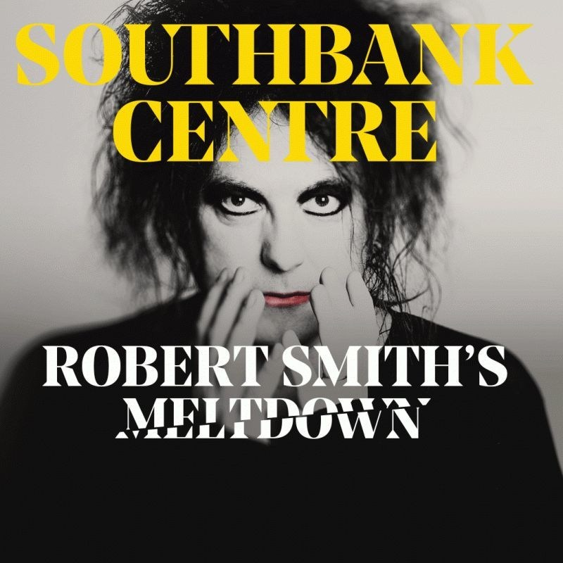 Robert Smith's Meltdown Festival at Southbank Centre (Southbank Centre/Meltdown Festival) (PRNewsfoto/Pour Le Monde Records)