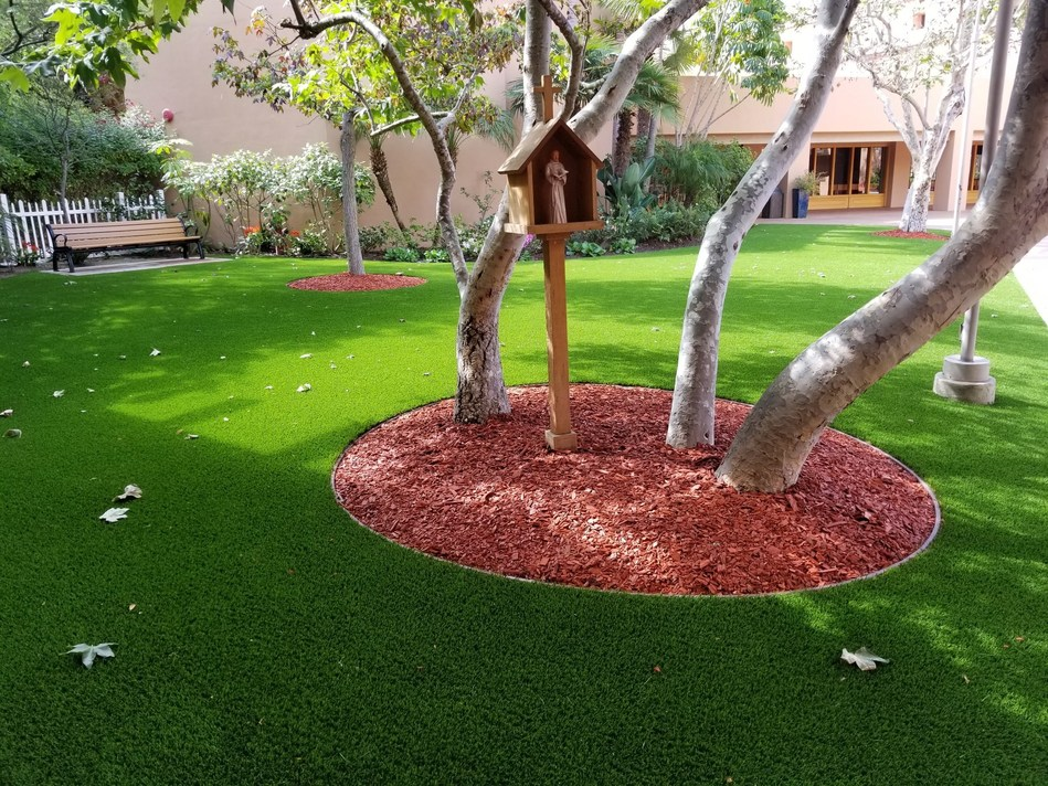 Installation by Grizzly Turf
