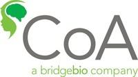 CoA Logo (PRNewsfoto/BridgeBio Pharma)