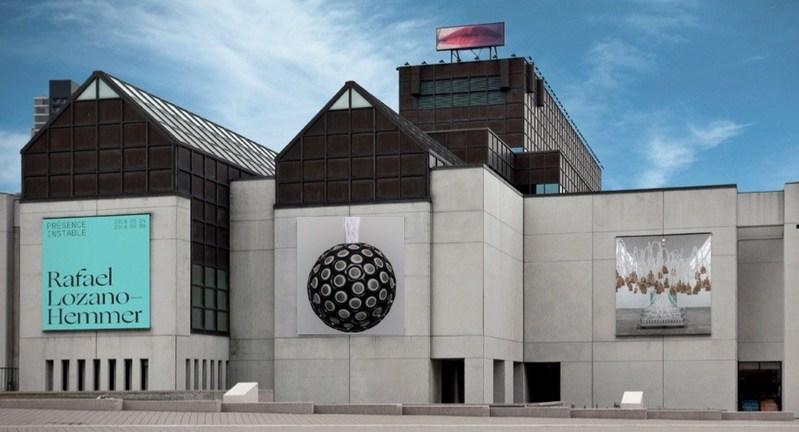 Musée d'art contemporain de Montréal. (Groupe CNW/Musée d'art contemporain de Montréal)