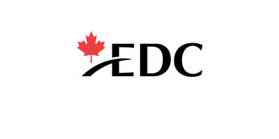 Logo: EDC (CNW Group/Business Development Bank of Canada)