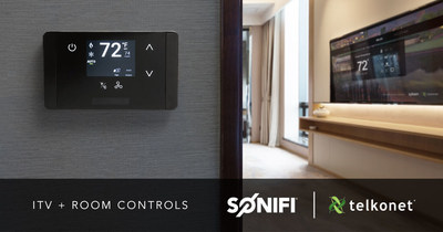 This hospitality integration makes hotel rooms smarter and more connected - by combining energy management solutions and controls with in-room guest entertainment systems.