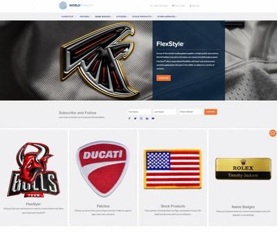 World Emblem Enhances Customer Experience With New Website