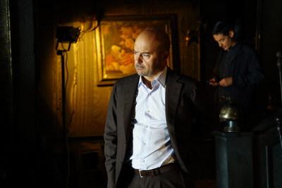 Luca Zingaretti stars in 'Detective Montalbano'