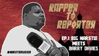 Big Narstie Transforms from Rapper to Reporter, with 888sport