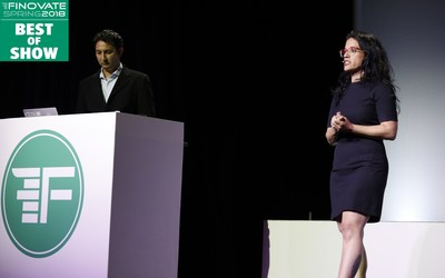 Hundreds of bankers gave their popular vote to Conversation.one as 'Best of Show' winners at the Finovate SV 2018 after listening to a whopping 30 presentations on innovative products and companies, after the company demonstrated how banks and credit unions can build their conversational applications in less than 3 minutes and have them instantly deployed on Amazon Alexa, Chatbot, phone assistance, Google Home and any other device and channel.