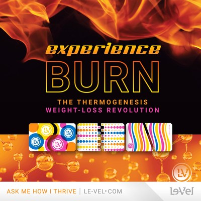 Le-Vel launches BURN thermogenesis weight loss