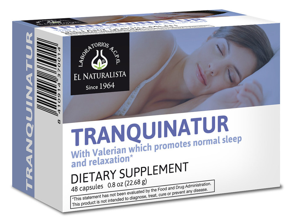 El Naturalista uses traditional herbal products that promote rest and tranquility for Tranquinatur such as: Valerian, passionflower, hawthorn, orange blossom and black horehound.