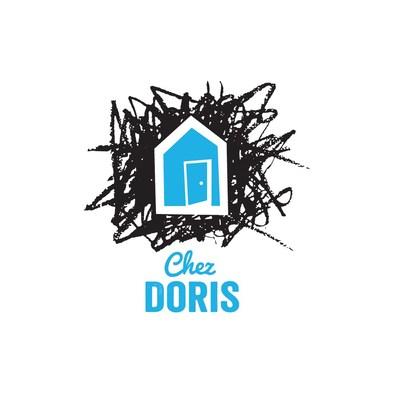 Logo : Chez Doris (Groupe CNW/Ville de Montréal - Cabinet de la mairesse et du comité exécutif)