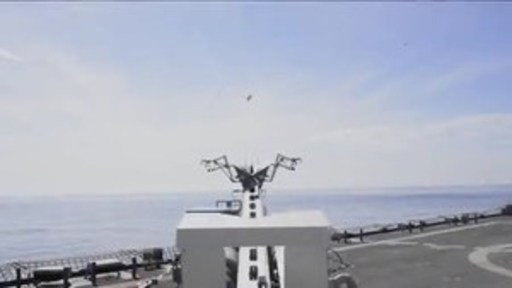 Insitu will continue to support the U.S. Coast Guard's war on transnational crime by providing ScanEagle ISR services aboard the National Security Cutter fleet.