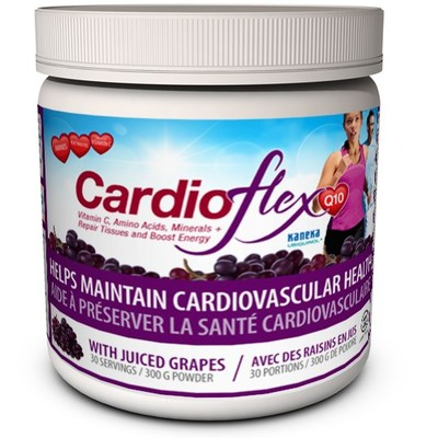 CardioFlex Q10 helps to maintain and/or support cardiovascular health. Vitamin C helps the body to metabolize fats and proteins. Helps in connective tissue formation (collagen) and wound healing. L-Lysine is an essential amino acid for the maintenance of good health and helps in collagen formation. Helps to reduce the recurrence, severity and healing time of cold sores. Magnesium helps the body to metabolize carbohydrates, proteins, fats and maintain proper muscle function.