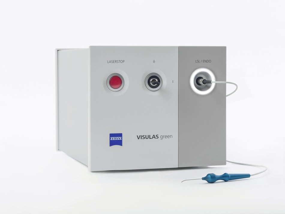 ZEISS unveils next generation of ophthalmic laser VISULAS green at World Ophthalmology Congress