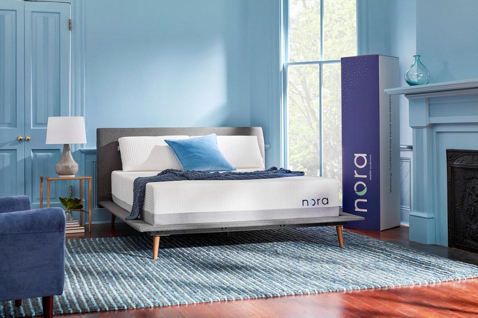 Wayfair.co.uk Introduces Nora, the Affordable Premium Mattress-in-a-Box (PRNewsfoto/Wayfair)