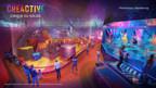 Preliminary Rendering - CREACTIVE - Cirque du Soleil (CNW Group/Cirque du Soleil Canada inc.)