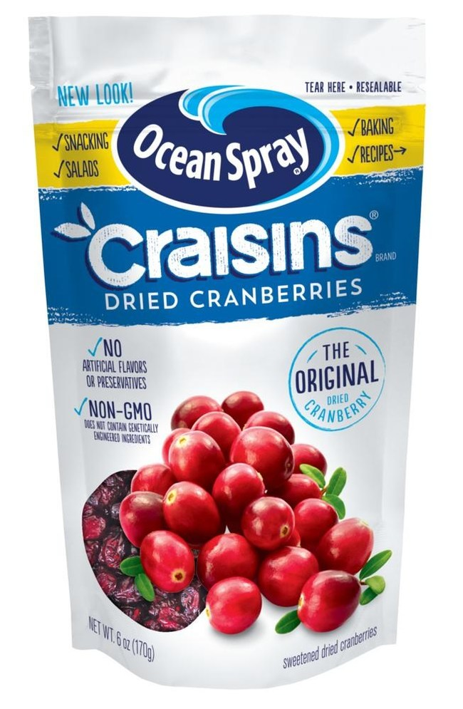 (PRNewsfoto/Ocean Spray Cranberries, Inc.)