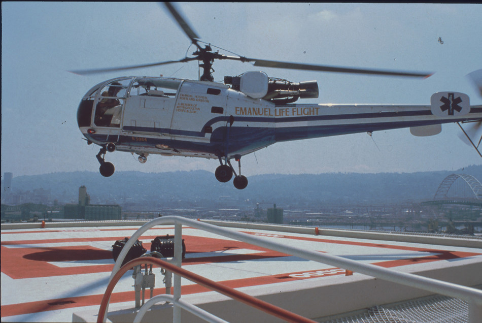 Life Flight Network started in 1978 as Emanuel Life Flight in Portland, Oregon. Today, Life Flight Network is a nationally recognized air medical transport service with 25 bases serving Oregon, Idaho, Washington, and Montana.