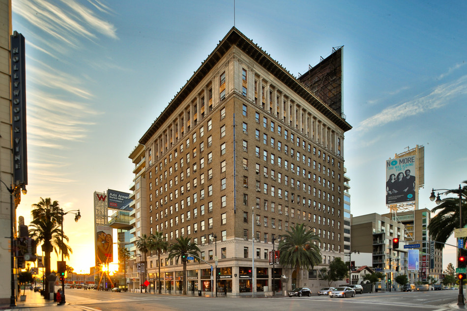 The Taft Building - Ocean West Capital Partners