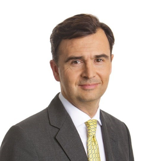 JLL CEO Christian Ulbrich
