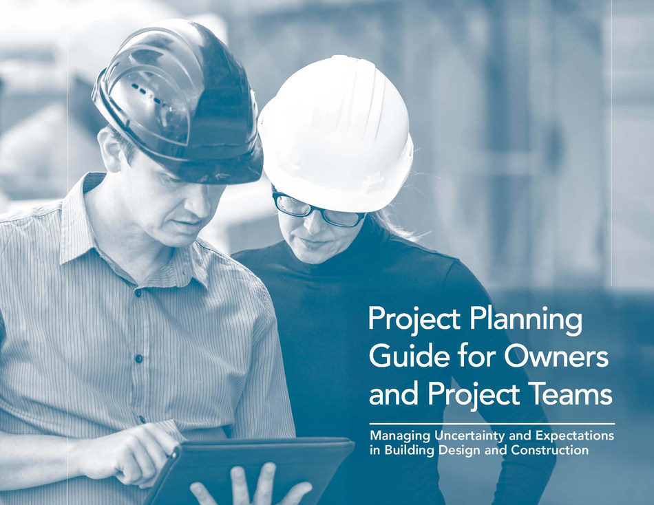 Project Planning Guide for Owners and Project Teams