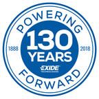 Exide Celebrates 130 Years of Powering Forward