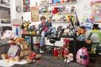 """Toys""""R""""Us Canada est à la recherche de son prochain Président-divertissement général. Si vous avez un enfant qui est prêt à occuper le poste le plus cool au monde visiter toysrus.ca/cposearch. (Groupe CNW/Toys """"R"""" Us (Canada) Ltd.)"""