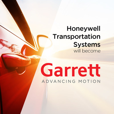 For more information and to follow the progress of the transition go to www.GarrettMotion.com.