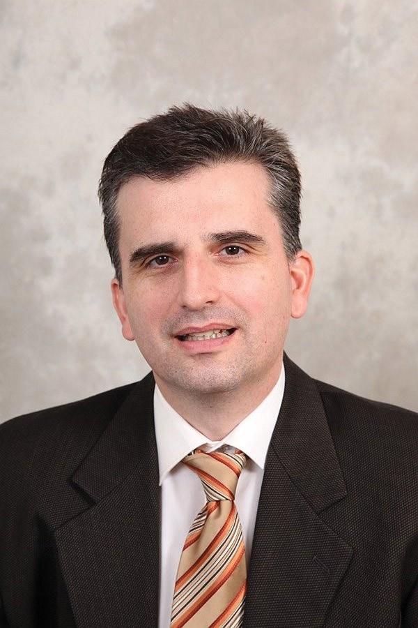 Ted Tsiakopoulos, économiste régional pour l'Ontario, Société canadienne d'hypothèques et de logement (Groupe CNW/Société canadienne d'hypothèques et de logement)