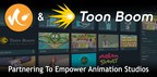 Forces in the Animation Industry - Nimble Collective and Toon Boom - Partner to Establish Leadership Position in $270B Global Animation Market